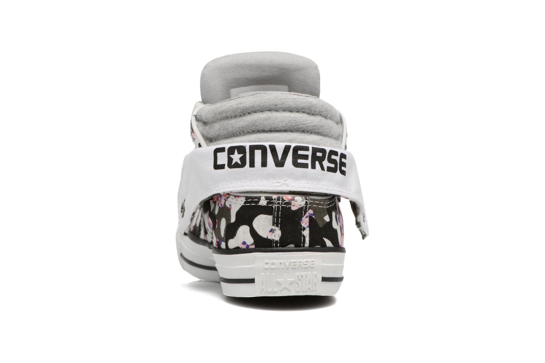Sneakers Converse Chuck Taylor Pc Layer Mid Hi Top Vit Bild från höger sidan