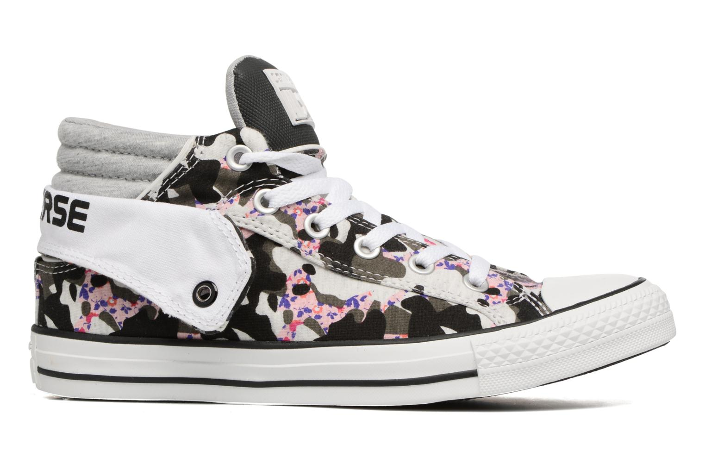 Sneakers Converse Chuck Taylor Pc Layer Mid Hi Top Vit bild från baksidan