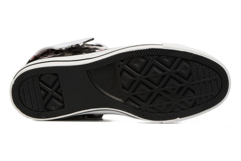 Sneaker Converse Chuck Taylor Pc Layer Mid Hi Top weiß ansicht von oben