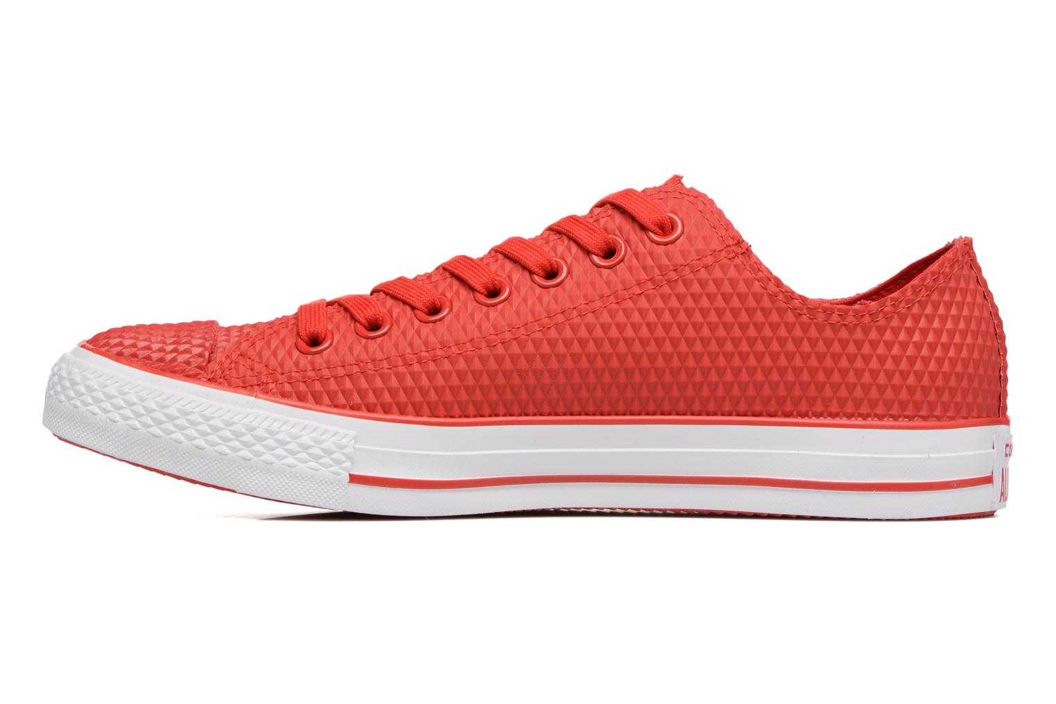Baskets Converse Ctas Pro Ox Rouge vue face