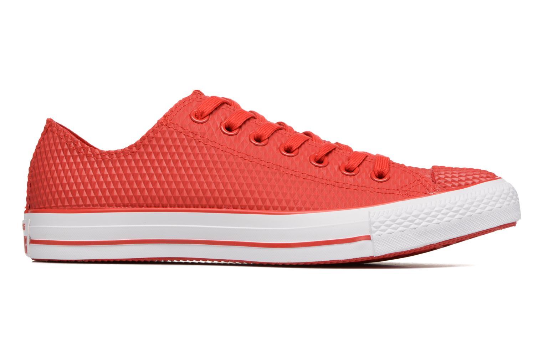Sneaker Converse Ctas Pro Ox rot ansicht von hinten