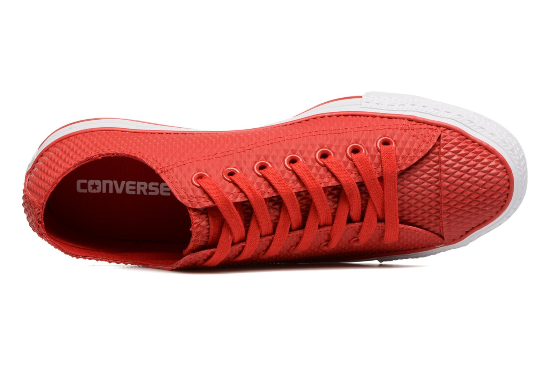 Sneaker Converse Ctas Pro Ox rot ansicht von links