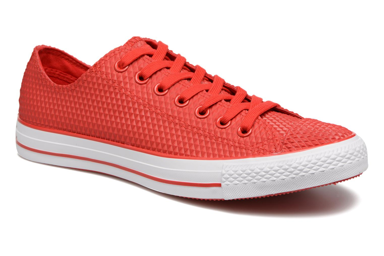 Sneaker Converse Ctas Pro Ox rot detaillierte ansicht/modell