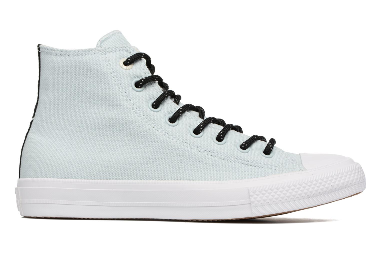 Sneaker Converse Chuck Taylor All Star II Hi Shield Lycra M blau ansicht von hinten