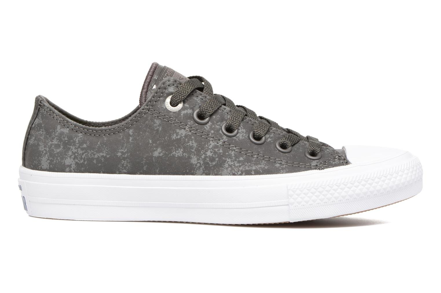 Trainers Converse Chuck Taylor All Star II Ox Reflective Wash W Grey back view