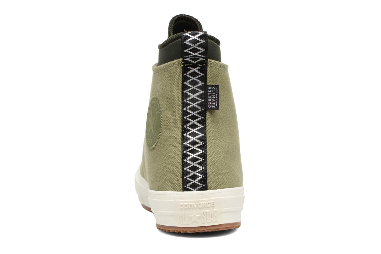 Sneakers Converse Chuck Taylor All Star II Hi Shield Canvas Boot M Verde immagine destra