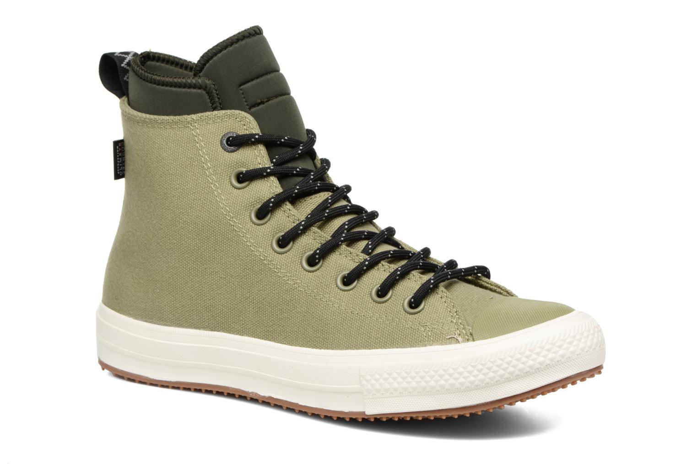 Sneakers Converse Chuck Taylor All Star II Hi Shield Canvas Boot M Verde vedi dettaglio/paio