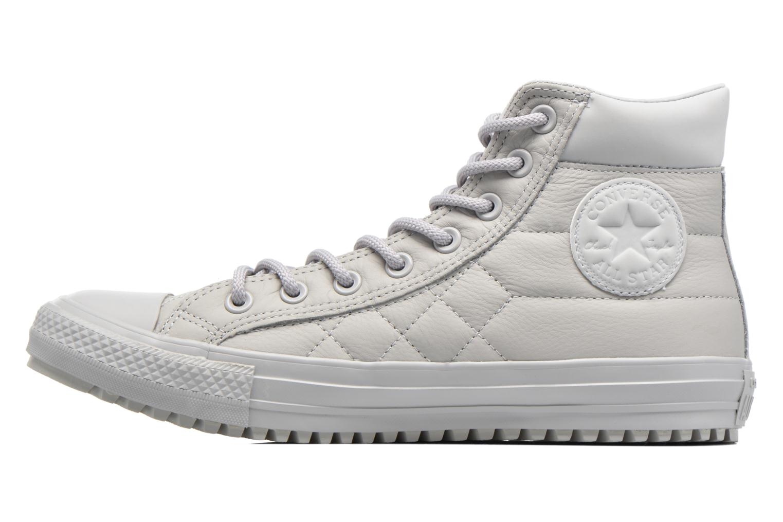 Sneaker Converse Chuck Taylor All Star Boot Pc Hi grau ansicht von vorne