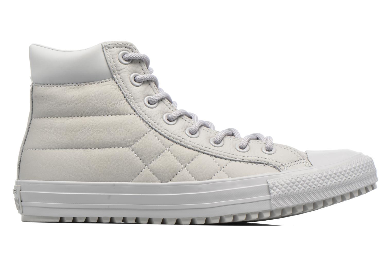Sneaker Converse Chuck Taylor All Star Boot Pc Hi grau ansicht von hinten