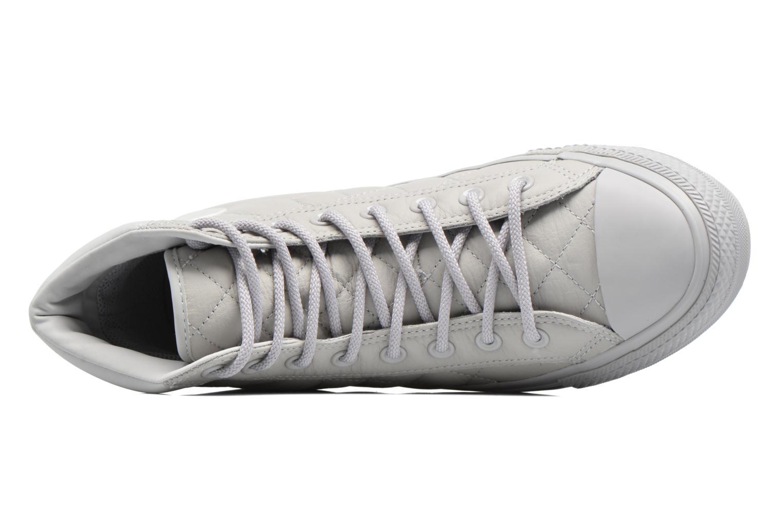 Sneaker Converse Chuck Taylor All Star Boot Pc Hi grau ansicht von links