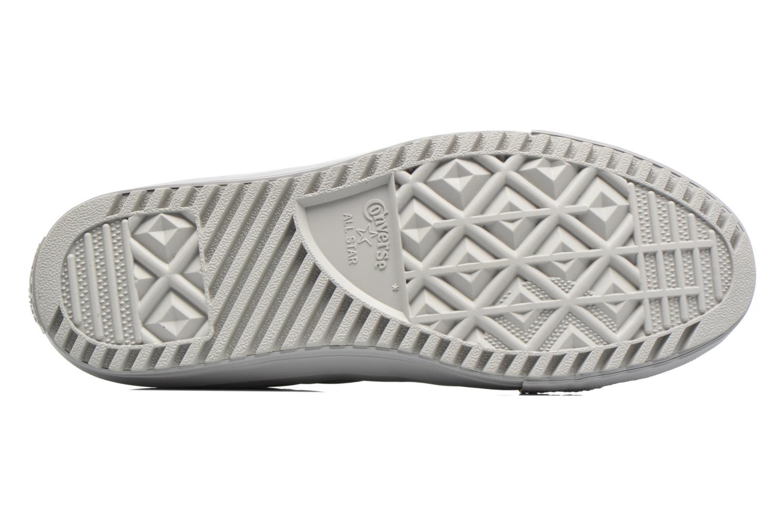 Sneaker Converse Chuck Taylor All Star Boot Pc Hi grau ansicht von oben