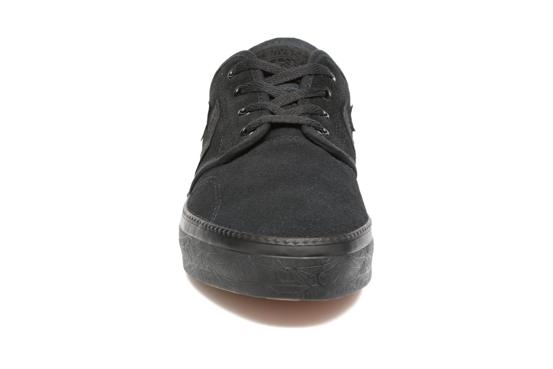 Baskets Converse Cons Zakim Suede Ox M Noir vue portées chaussures