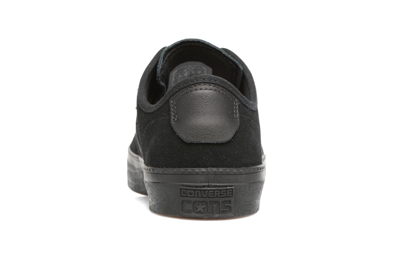 Baskets Converse Cons Zakim Suede Ox M Noir vue droite
