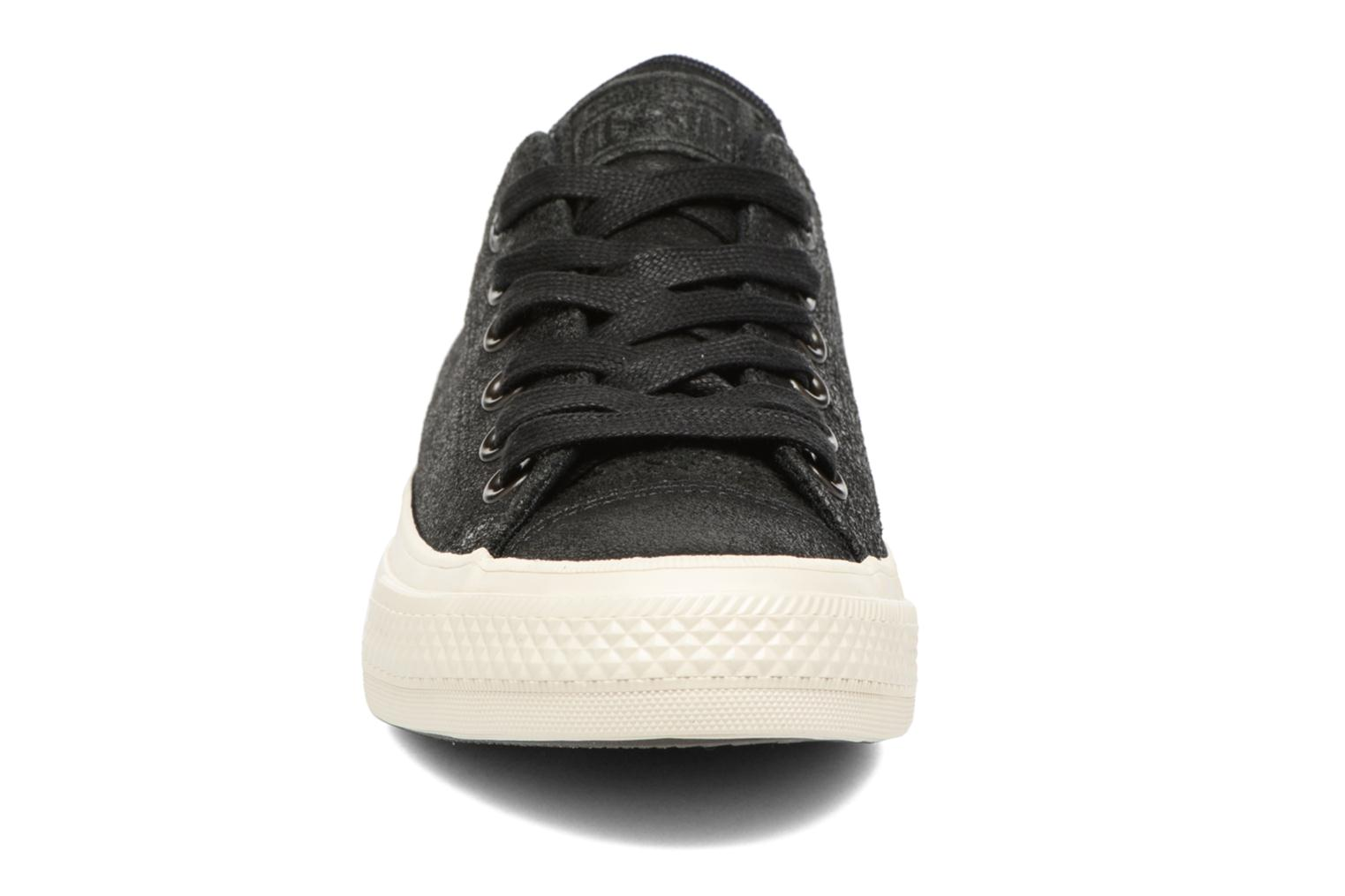Trainers Converse Converse by John Varvatos Chuck II W Black model view