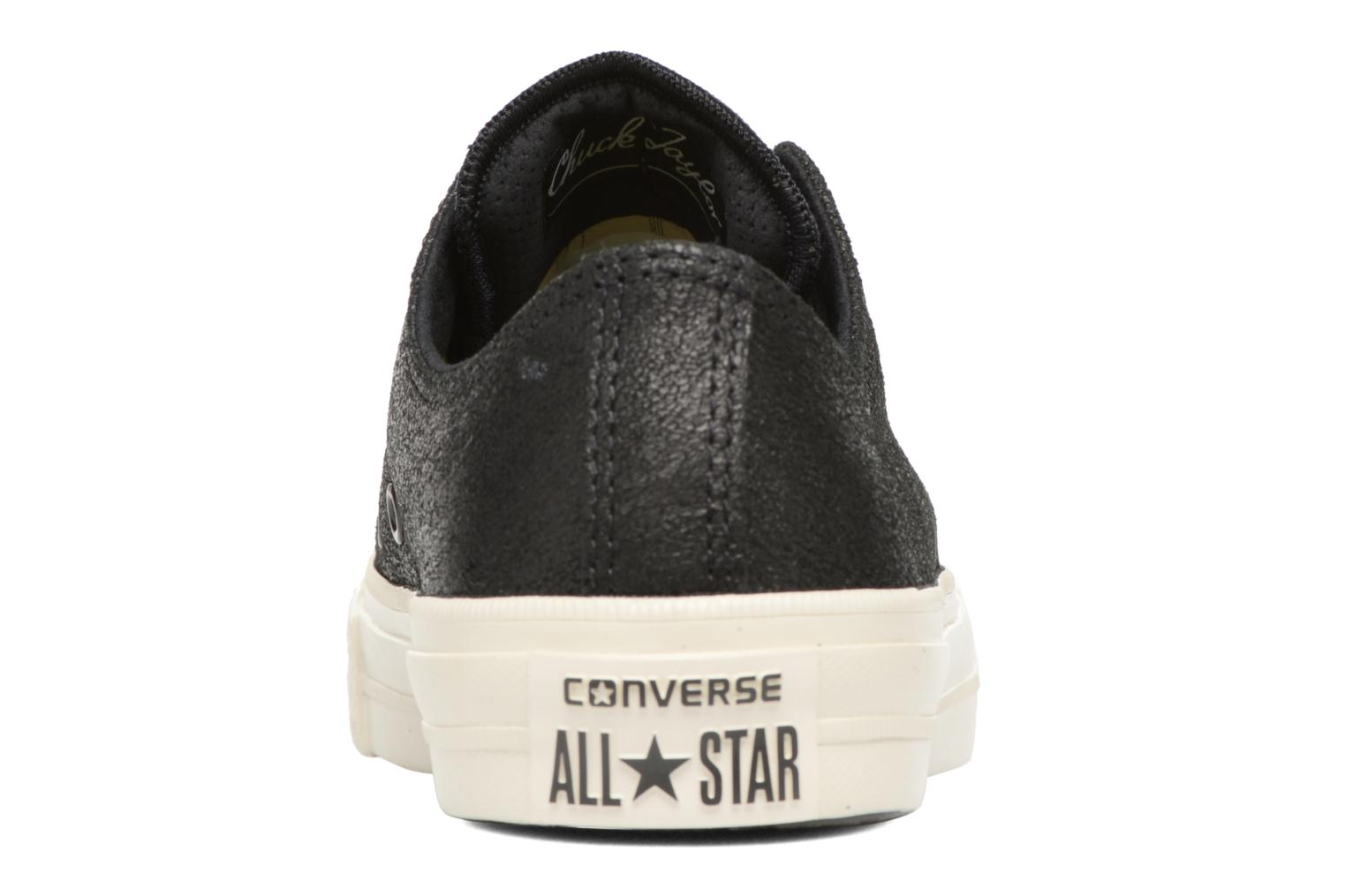 Trainers Converse Converse by John Varvatos Chuck II W Black view from the right