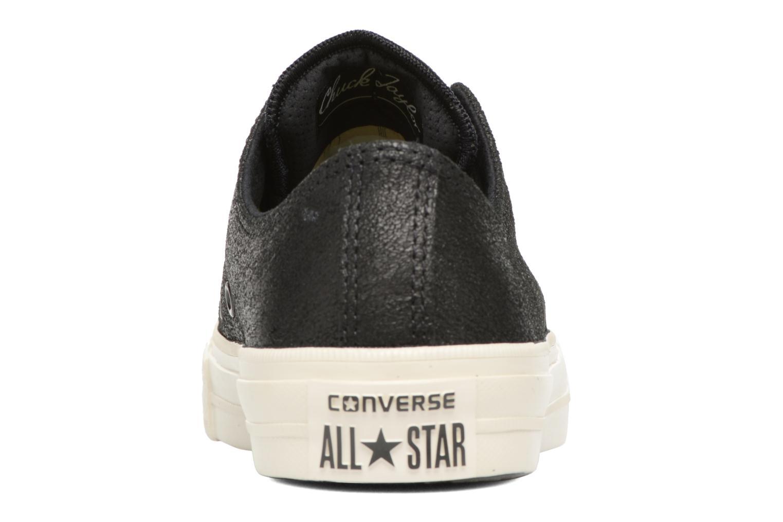 Baskets Converse Converse by John Varvatos Chuck II W Noir vue droite