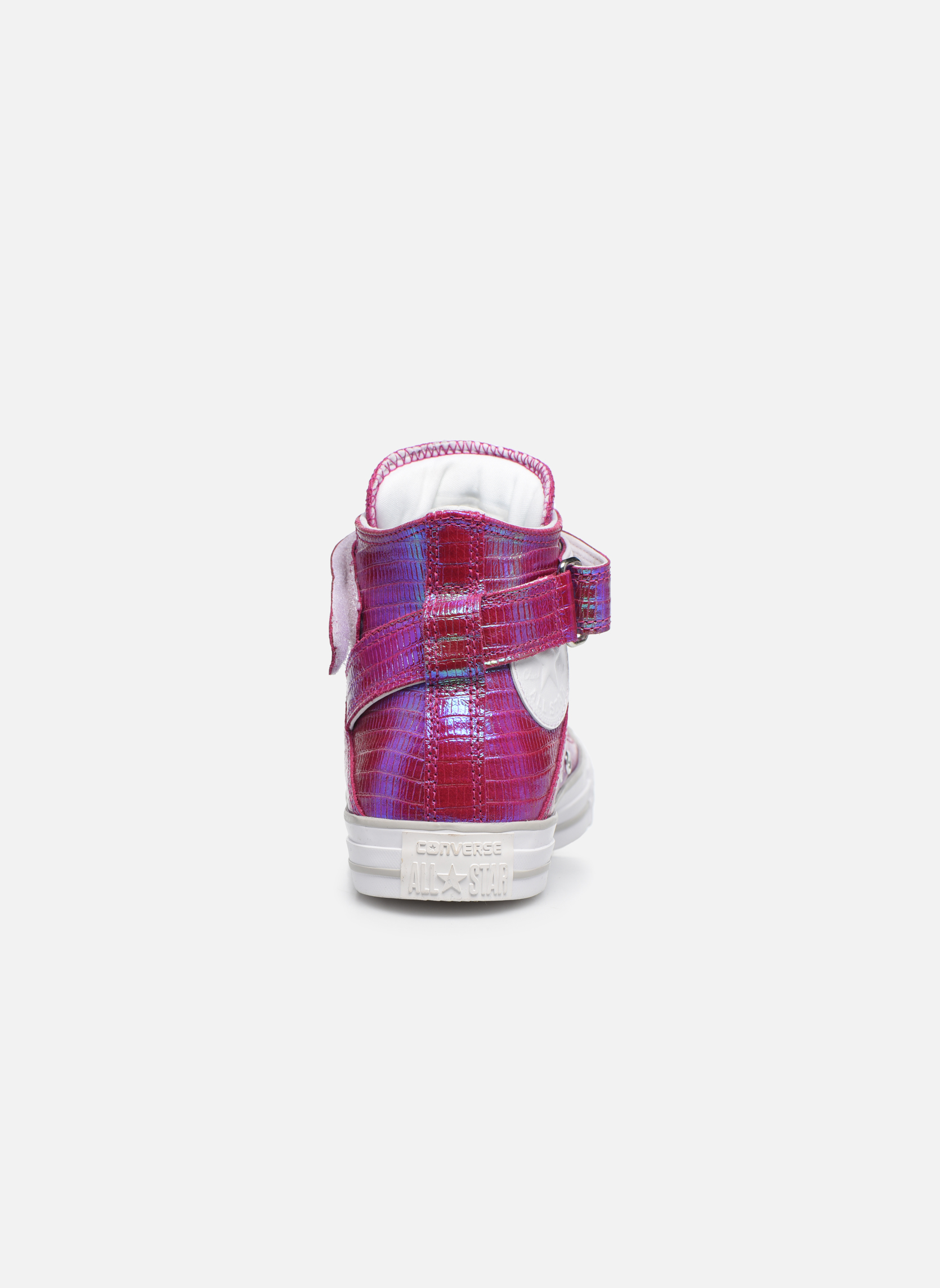 Sneakers Converse Chuck Taylor All Star Brea Hi W Rosa immagine destra