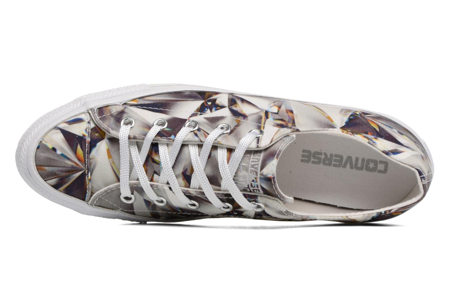 Chuck Taylor All Star Gemma Hi Graphic Silver/Mouse/White