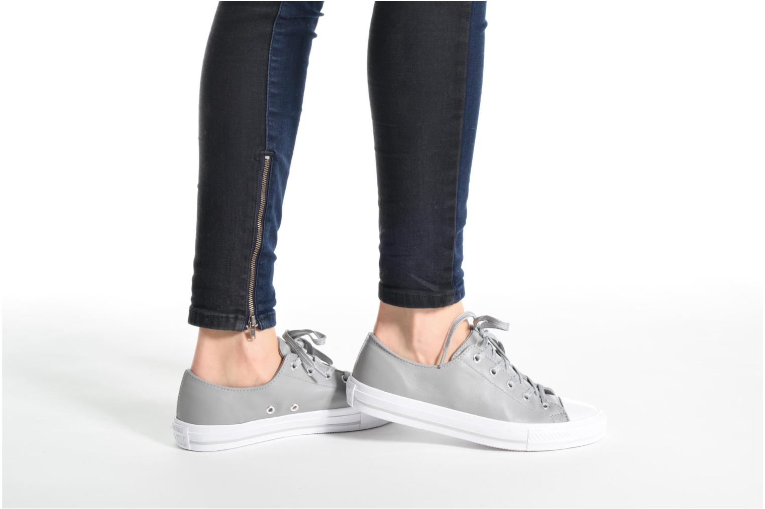 Chuck Taylor All Star Gemma Ox Graphic Dolphin/Mouse/White