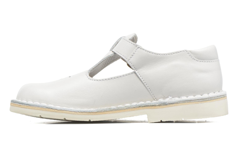 Ballerina's GBB Knepa Wit voorkant