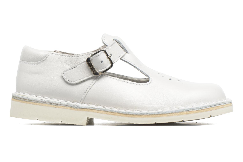 Ballet pumps GBB Knepa White back view