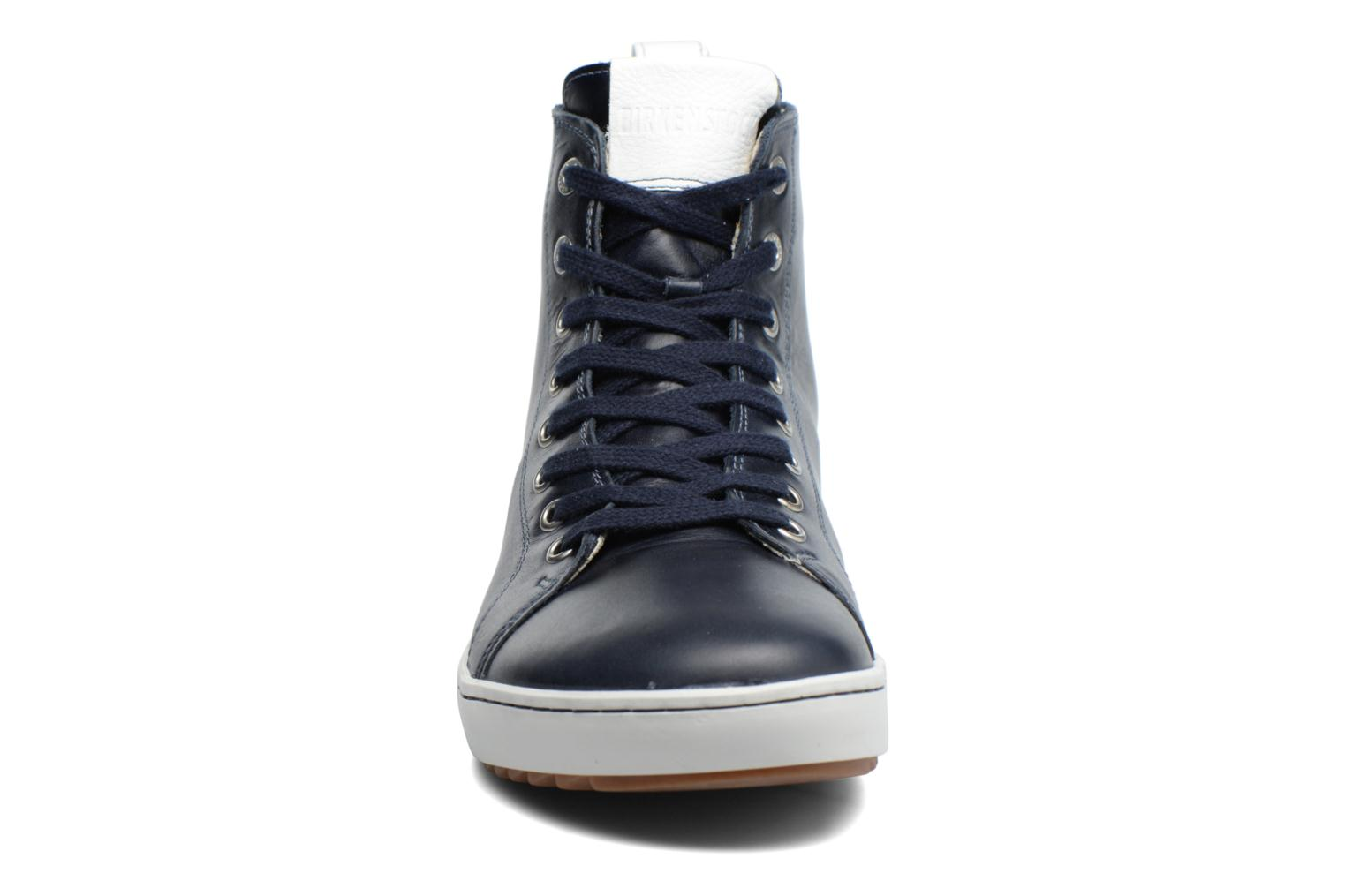 Bartlett Cuir Naturel Navy