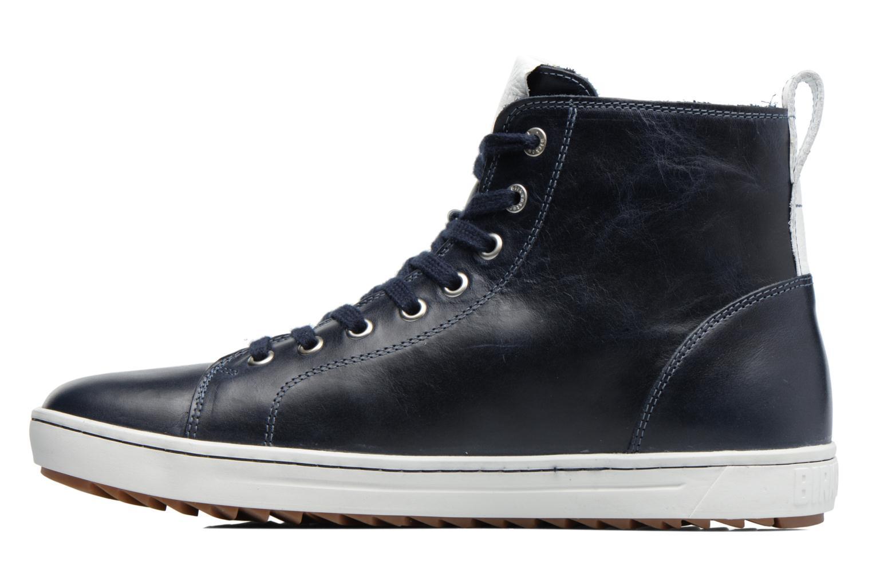 Sneaker Birkenstock Bartlett schwarz ansicht von vorne