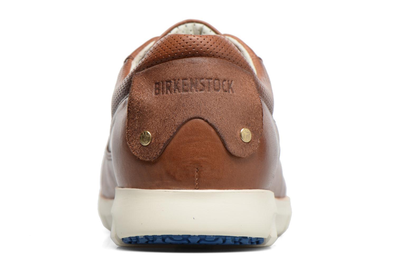Baskets Birkenstock Cincinnati Marron vue droite