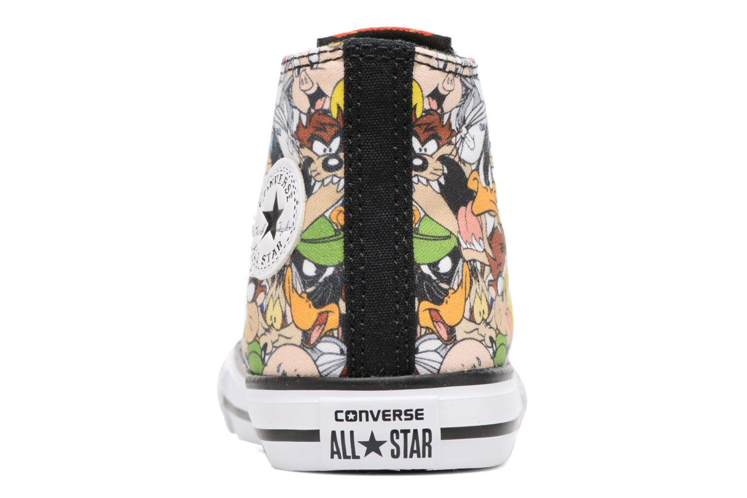 Chuck Taylor All Star Hi Multi White black