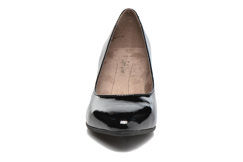 Escarpins Jana shoes Violetta Noir vue portées chaussures