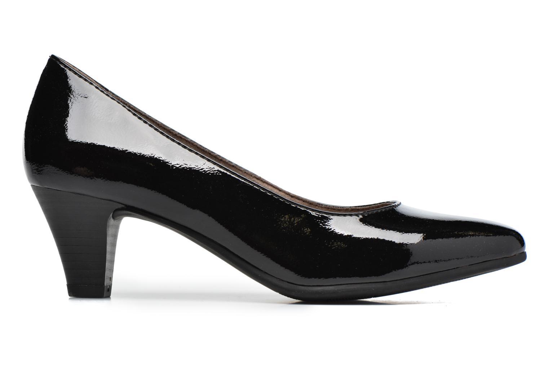 Escarpins Jana shoes Violetta Noir vue derrière