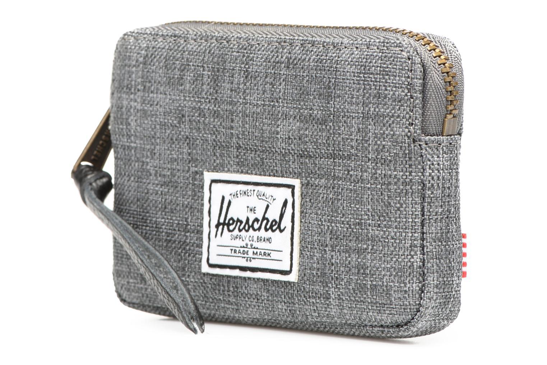Petite Maroquinerie Herschel Oxford Pouch Gris vue face