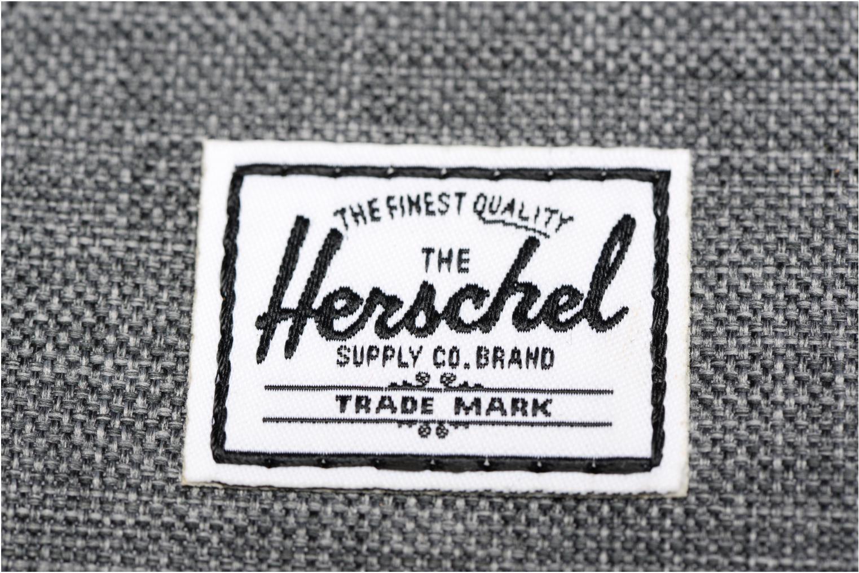 Petite Maroquinerie Herschel Oxford Pouch Gris vue gauche