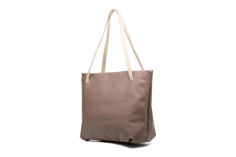 Sacs à main Tamaris Pauline Shopping Bag Marron vue droite