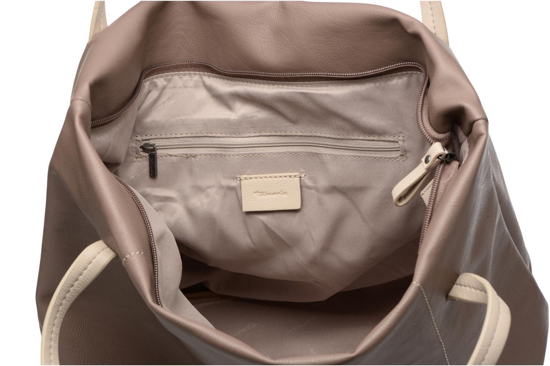 Sacs à main Tamaris Pauline Shopping Bag Marron vue derrière
