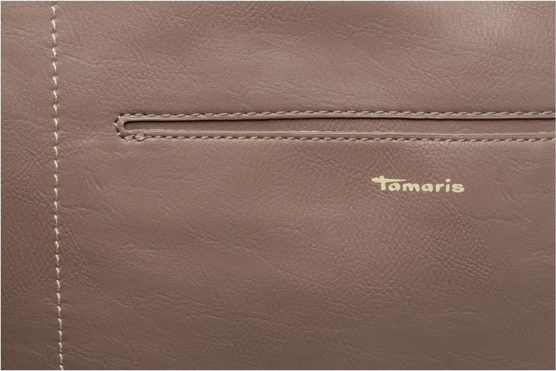 Sacs à main Tamaris Pauline Shopping Bag Marron vue gauche