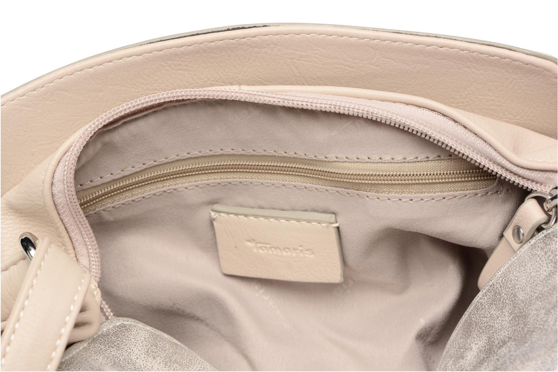 Sacs pochettes Tamaris Courtney Crossbody Bag Beige vue derrière