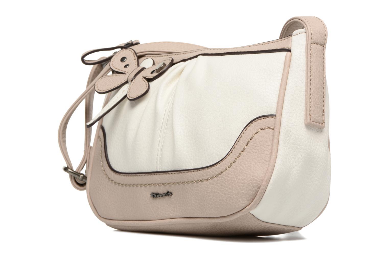 Sacs pochettes Tamaris Charlie Crossbody Bag Blanc vue portées chaussures