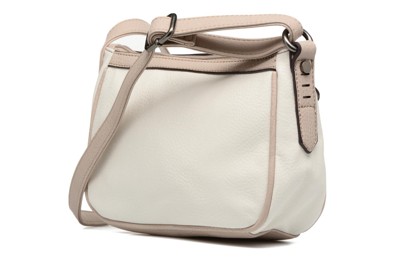 Sacs pochettes Tamaris Charlie Crossbody Bag Blanc vue droite
