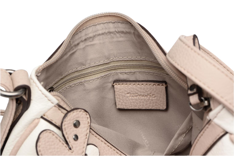 Sacs pochettes Tamaris Charlie Crossbody Bag Blanc vue derrière