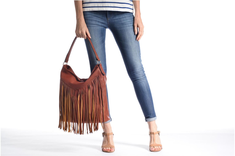 Maila Hobo Bag Pewter