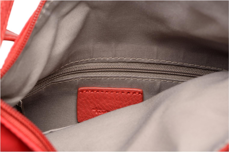 Sacs pochettes Tamaris Smirne Crossover Bag Rouge vue derrière
