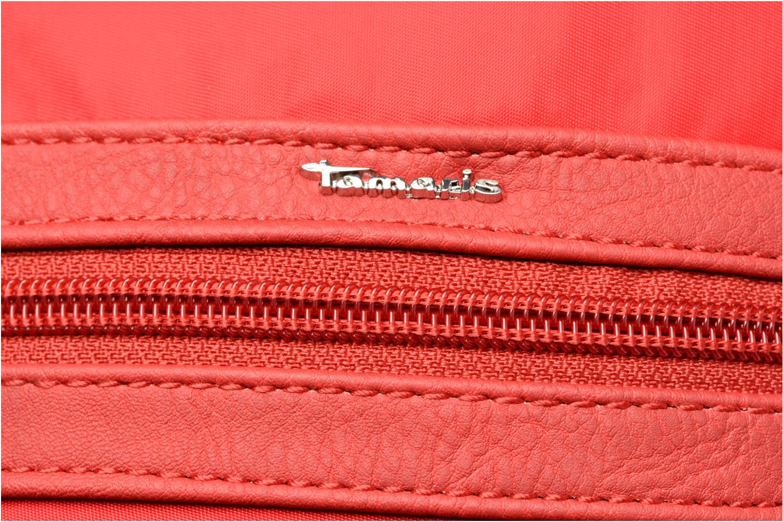 Sacs pochettes Tamaris Smirne Crossover Bag Rouge vue gauche