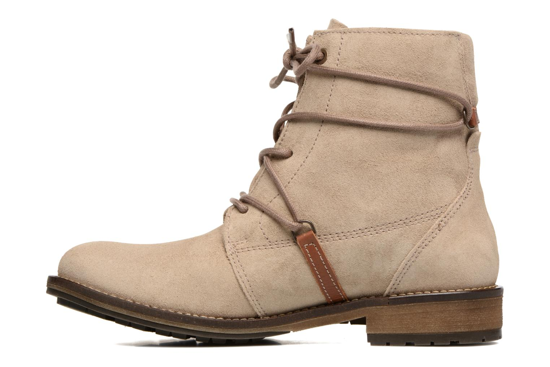 Bottines et boots Tamaris Joséphine Beige vue face