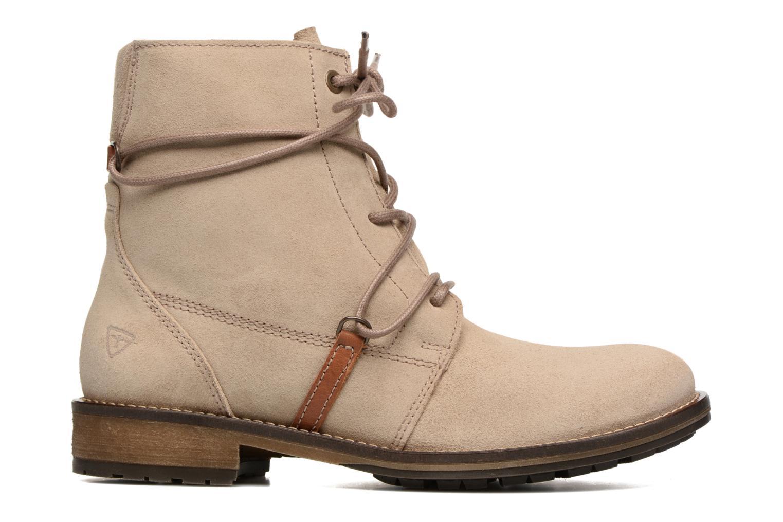 Bottines et boots Tamaris Joséphine Beige vue derrière