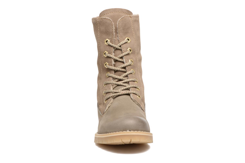 Bottines et boots Tamaris Carla Marron vue portées chaussures