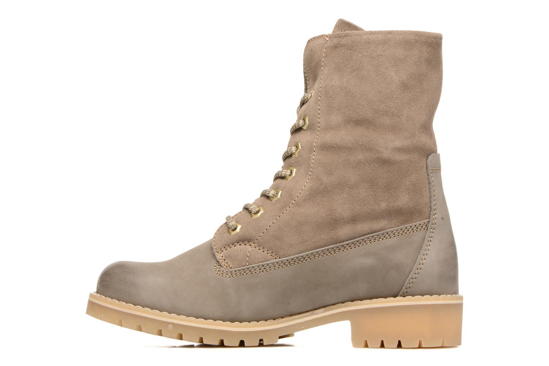 Bottines et boots Tamaris Carla Marron vue face