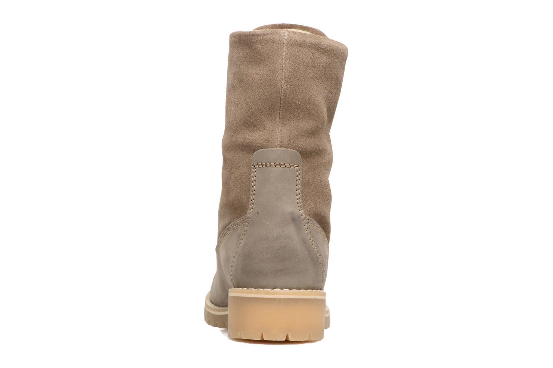 Bottines et boots Tamaris Carla Marron vue droite