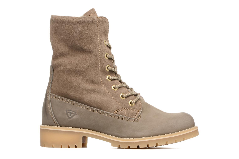Bottines et boots Tamaris Carla Marron vue derrière