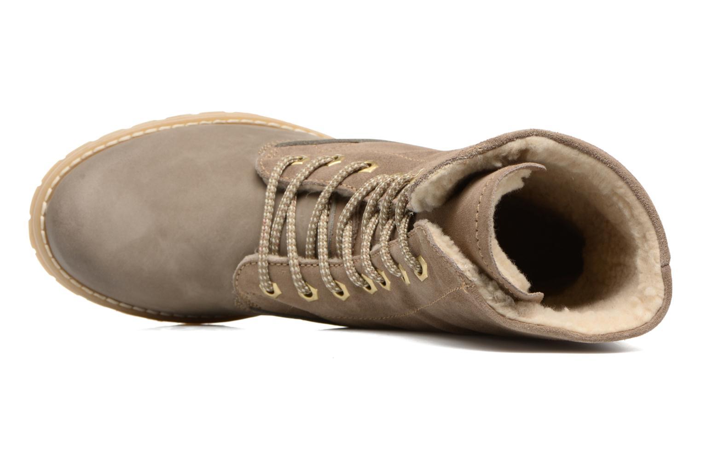 Bottines et boots Tamaris Carla Marron vue gauche